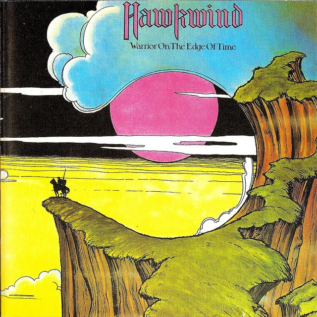 Hawkwind - it seems such a long time