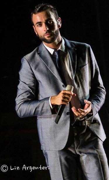 Marco Mengoni e' emozione pura: il Re Matto incanta il Teatro di Verdura a Palermo (FOTO e VIDEO)