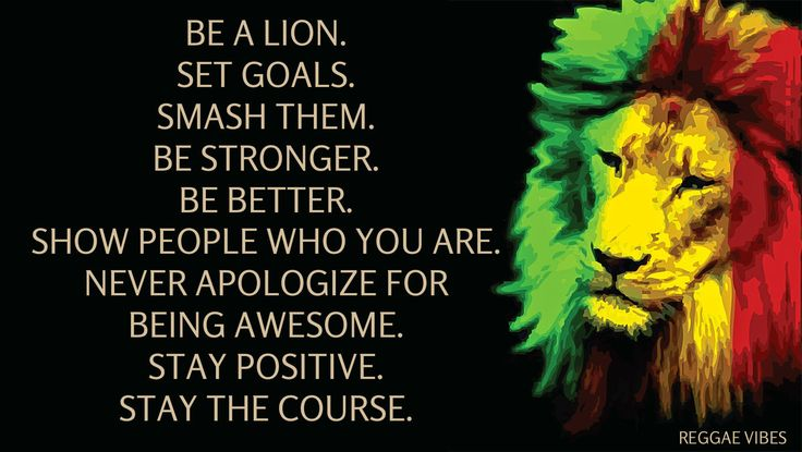 reggae vibes. lion | Reggae inspirations | Pinterest | Lion