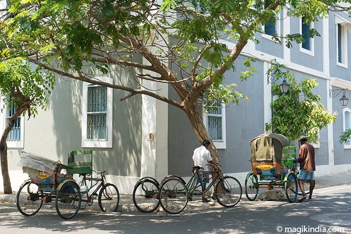 French Town Pondy