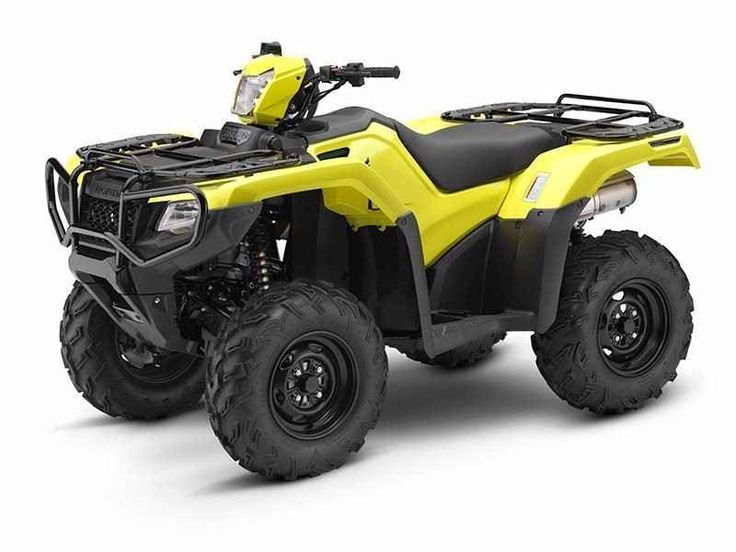 New 2017 Honda FourTrax Foreman Rubicon 4x4 EPS ATVs For Sale in Ohio. It doesn't matter whether we're talking about architecture, transportation, clothing, food or music: the real greats stand the test of time. And when you're talking about all-terrain vehicles, that test means two things: how many hours a day you want to ride, and how long your ATV lasts.The Honda FourTrax Foreman Rubicon knocks it out of the park on both counts. It's a premium ATV that places a premium on rider…