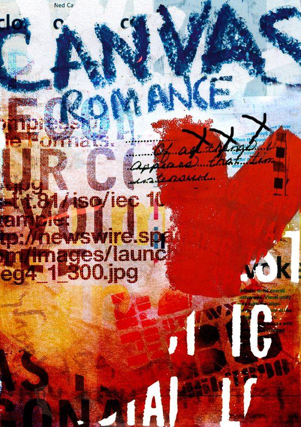 'Canvas Romance.' 2013
