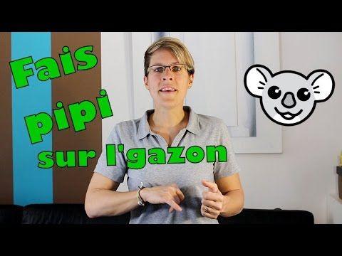 """Chanson signée pour enfant """" Fait Pipi sur le Gazon"""""""