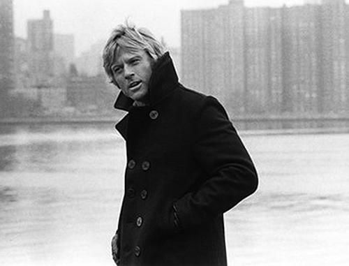 Robert Redford. Hot.