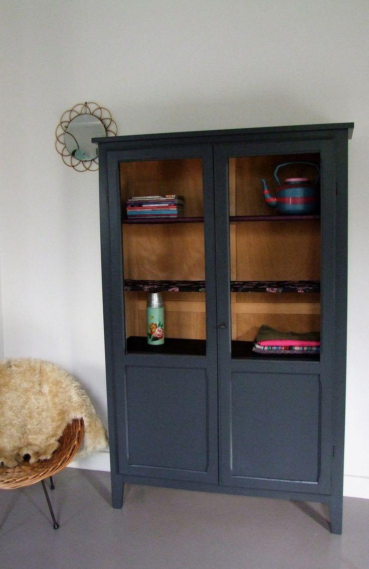 Armoire parisienne sultane meubles vintage pataluna chin s d nich s et d lur s furniture - Meubles chines ...
