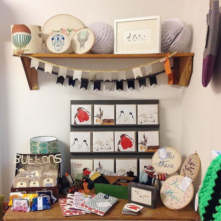 The #etsyinbristol pop-up shop is open for business again today. Two days left to pick yourself up some crafts and vintage from your local Etsy community! #etsyuk #etsy #etsymadelocal #Bristol #popupshop