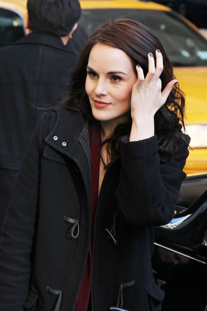 Michelle Dockery always looks amazing. Downton <3!