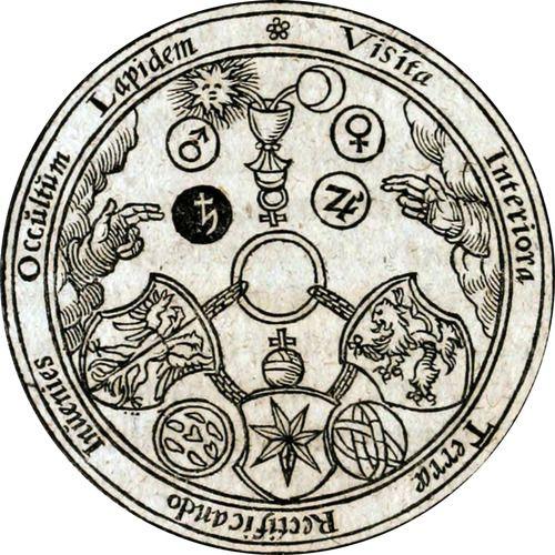 Hermes Trismegistus - Occvlta philosophia (1613). [x]
