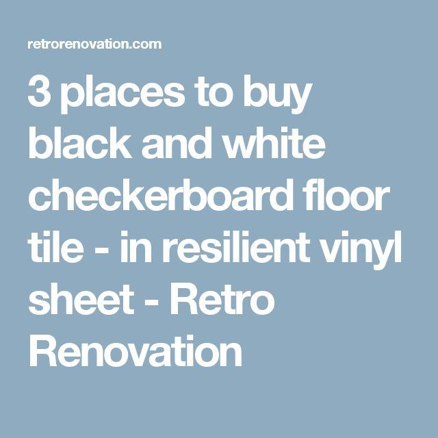 Best 25 Checkerboard Floor Ideas Only On Pinterest