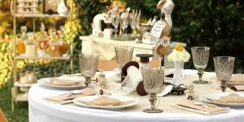 Ideas For A Shabby Chic Bridal Shower