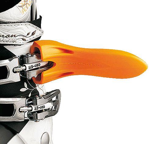Burton - Ski Boot Butler ≤ 4€ De Ski Boot Butler is een superhandig apparaatje waarmee je zonder enige inspanning je skischoenen zo strak mogelijk afstelt. Een handige gadget voor de Burton liefhebbers.