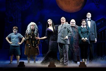 """""""Which Addams Family Member Are You?"""" by Tatiana Rodriguez: Answer these questions and we'll tell you which spooky family member you are!"""