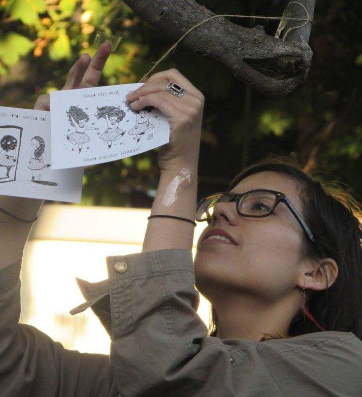 Sara Fratini | El árbol de los dibujos