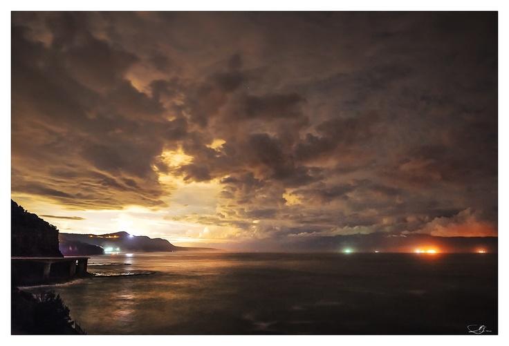 Stormy Coast IV by mdomaradzki.deviantart.com on @deviantART