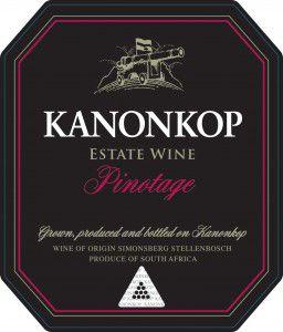 Kanonkop Black Label Pinotage