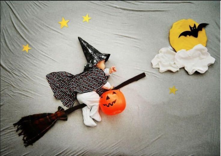 noche de brujas halloween bebé Funny Baby Photography, Creative Photography, Newborn Photography, Photography Ideas, Halloween Photography, Funny Babies, Funny Kids, Babies Pics, Mom Funny