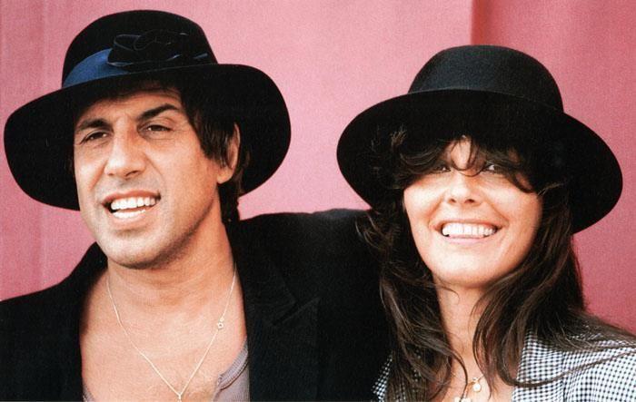 Адриано Челентано и Клаудия Мори отметили золотую свадьбу. Фантастическая пара!