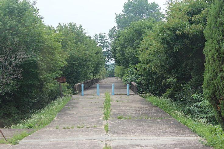 Bridge of No Return Korea - Bridge of No Return
