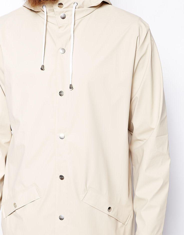 Image 3 ofRains Long Waterproof Jacket