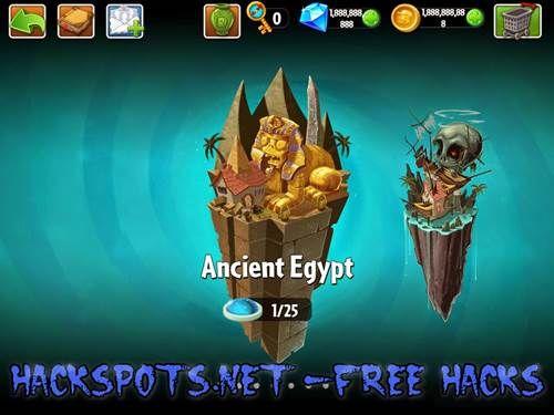 Plants vs Zombies 2 Hack Cheats iOS Android