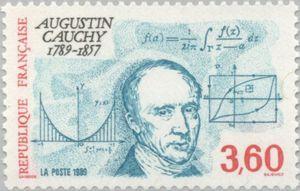 Augustin Cauchy (1789-1857)