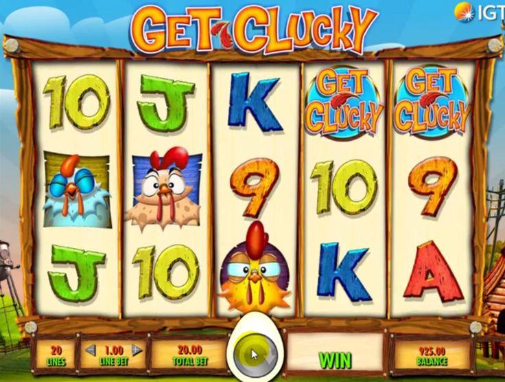 get clucky igt slot