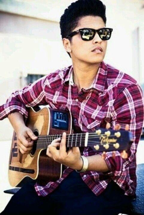 Ir a un concierto de Bruno Mars