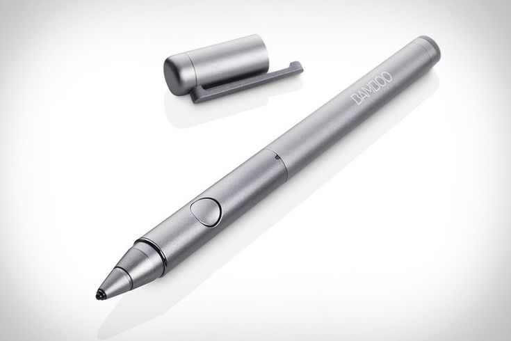 There are plenty of styluses out there that you can use with your iPad, but few — if any — can match the precision of the Wacom Bamboo Fineline. As the name suggests, this new digital writing tool is designed...