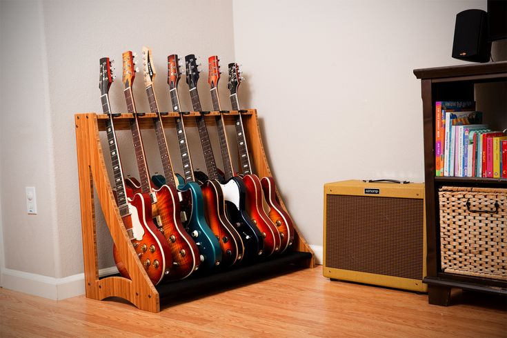 Nice Rack - Guitar Storage                                                                                                                                                      More
