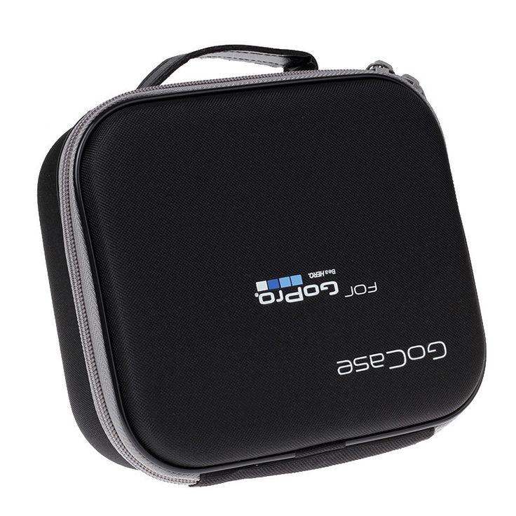 Gopro Case Accessories Medium Size Eva Hard Bag Box for Go Pro Hero 5 4 3+ 2 3 1 SJCAM SJ5000 XIAOMI YI Action Camera Gocase