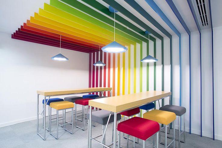 7 Cecilia Clason Interiors - Jotun Office Dubai - Office Breakout Area 1