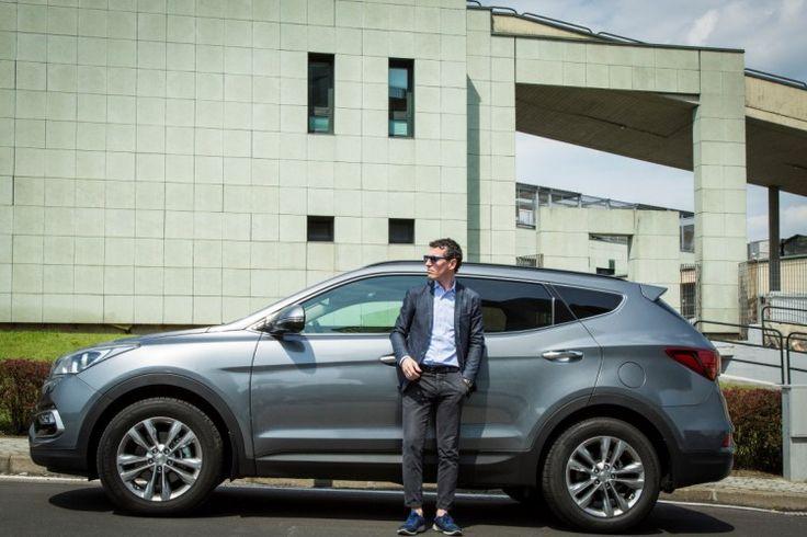 Hyundai Santa Fe: stile, comodità e tecnologia avanzata