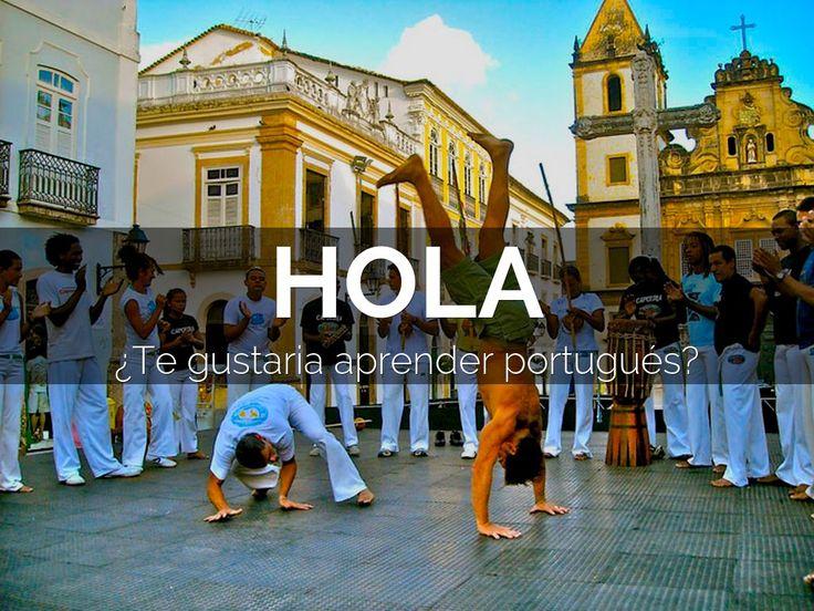 """Clases de Portugués en Casa"" - A Haiku Deck by Trilia Publi: Clases Particulares de Portugués en Madrid"