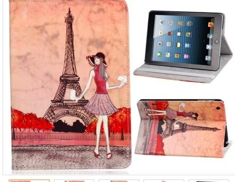 Bu renkli ve şık tasarıma sahip koruyucu kapak iPad'inize çok yakışacak!
