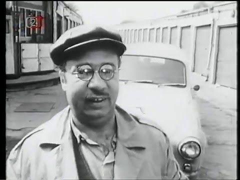 Jsem přece šofér  komedie Československo Vladimír Menšík 1972 - YouTube