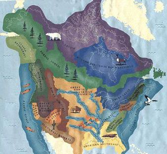 Best Bioregional Maps Images On Pinterest Cartography - Map of us bioregions ancient food traditions