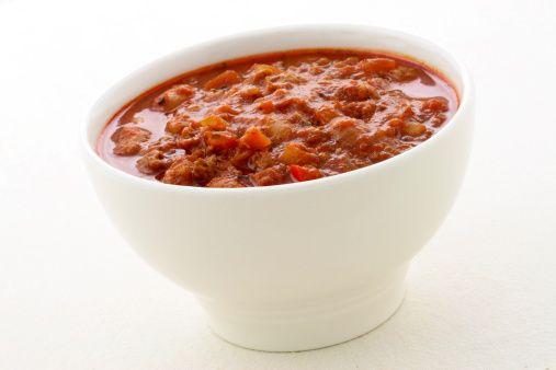 No Bean Beef Chili. http://www.vsl3.com/discover/ibs-recipes.asp#prettyPhoto[iframes]/10/