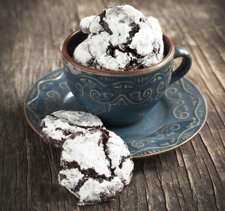 Печенье «Шоколадные трещинки» - Портал «Домашний»