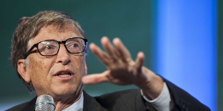 [CasaGiardino]  ♡  Bill Gates Sent A Potent Message To China's Extremely Wealthy Business Elite