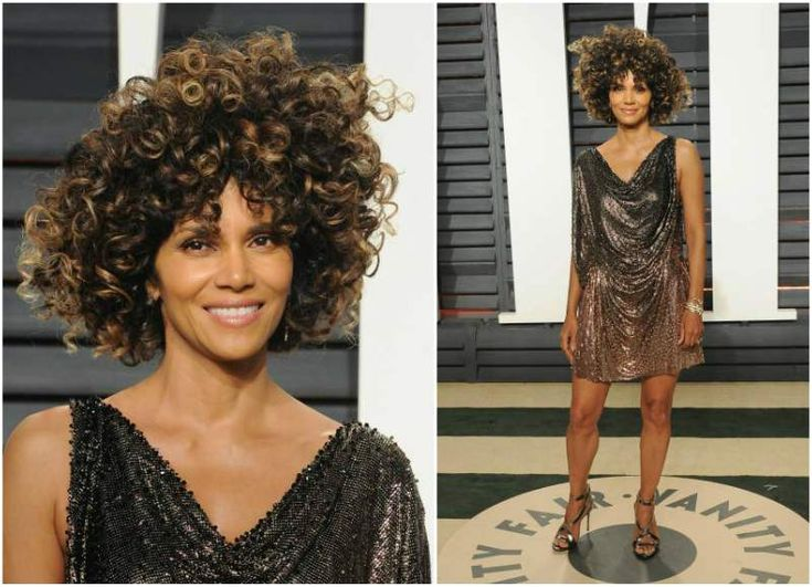Halle Berry - celebrity with diabetes