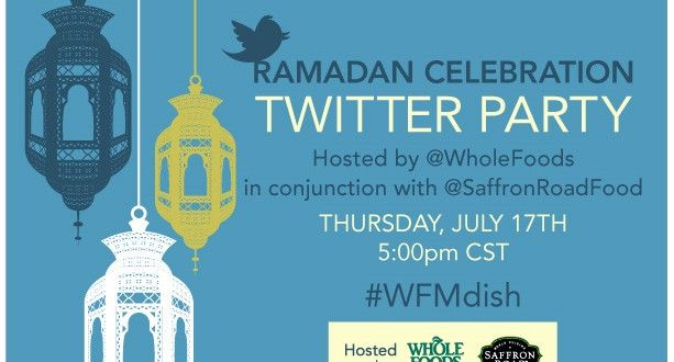 Ramadan Celebration Twitter Party | My Halal Kitchen | Inspiration for Wholesome Living | with Yvonne Maffei