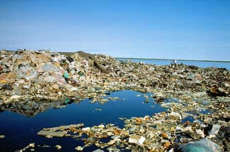 The Pacific Ocean Garbage Patch is an enormous collection of trash that is collected and deposited by ocean currents in the middle of the North Pacific Ocean. The trash mainly comprises of plastic debris and is not only huge but is also scattered along a wide expanse making it difficult to clear up the choked-up water space