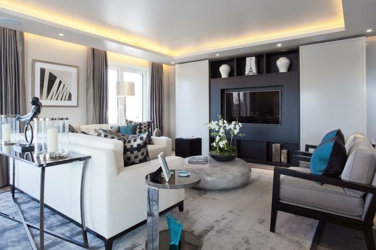 118 best living room images on pinterest homes living for Design services london