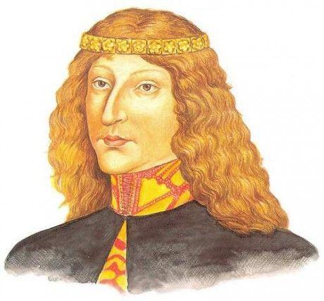 Ladislav Pohrobek, zvaný Holec, král český a uherský a vévoda rakouský