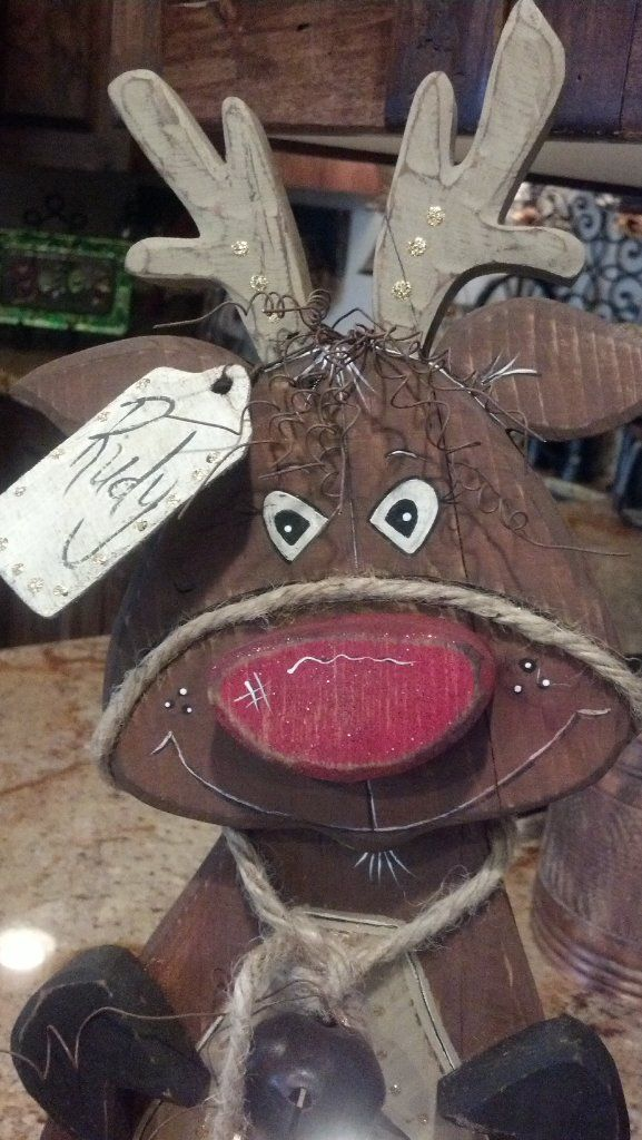 Creative Primitive Wood Crafts Patterns Free