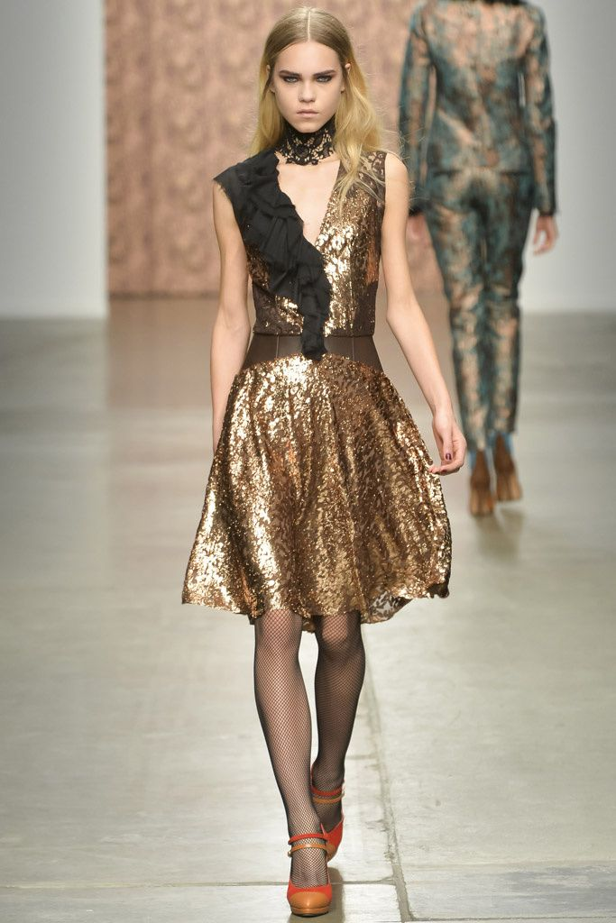 Sophie Theallet NY W15-16