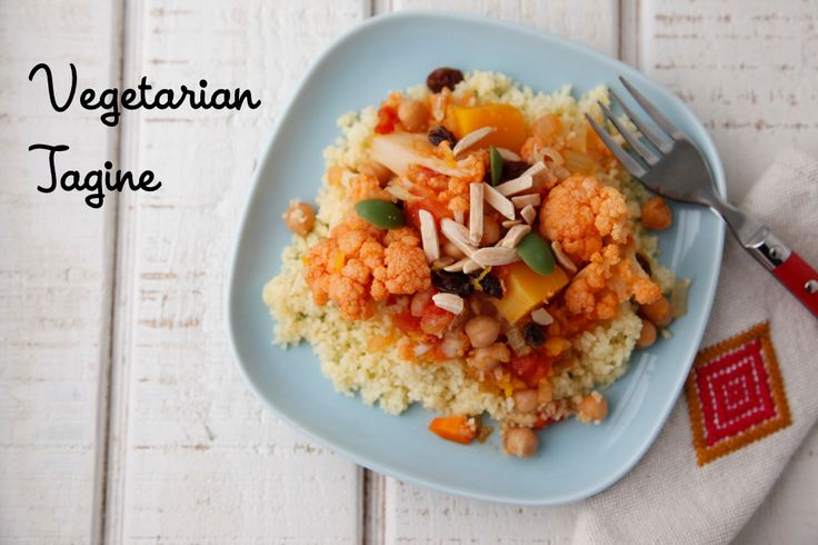 Vegetarian Tagine on Weelicious