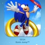 6º regalo de los 12 días de iTunes, el juego Sonic Jump de SEGA
