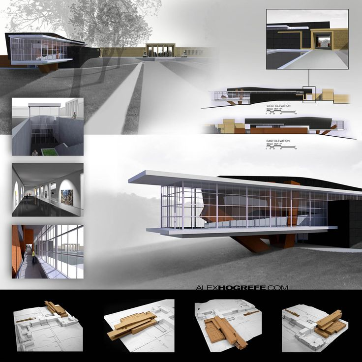 Past Presentation Boards: Part 3 | Visualizing Architecture