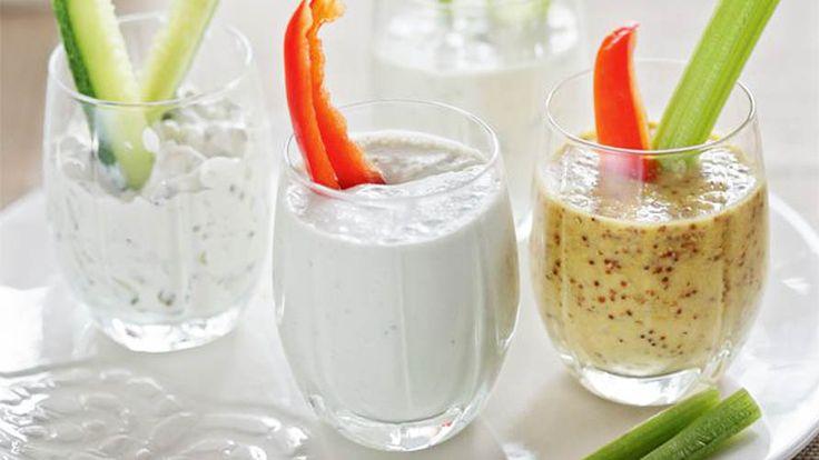 Альтернатива майонезу - салатные заправки правильного питания